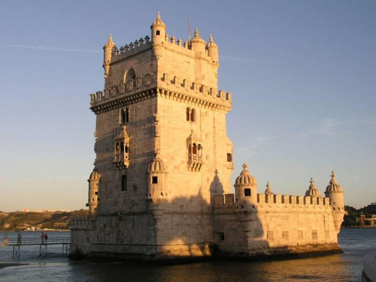 Belém Towe in Lisbonr