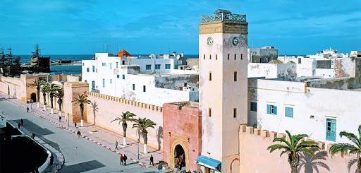 Essaouira Clock