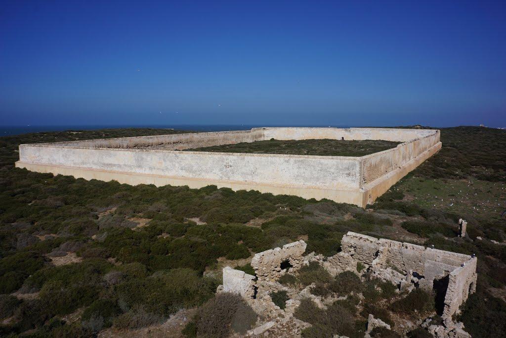 Essaouira Island Jail