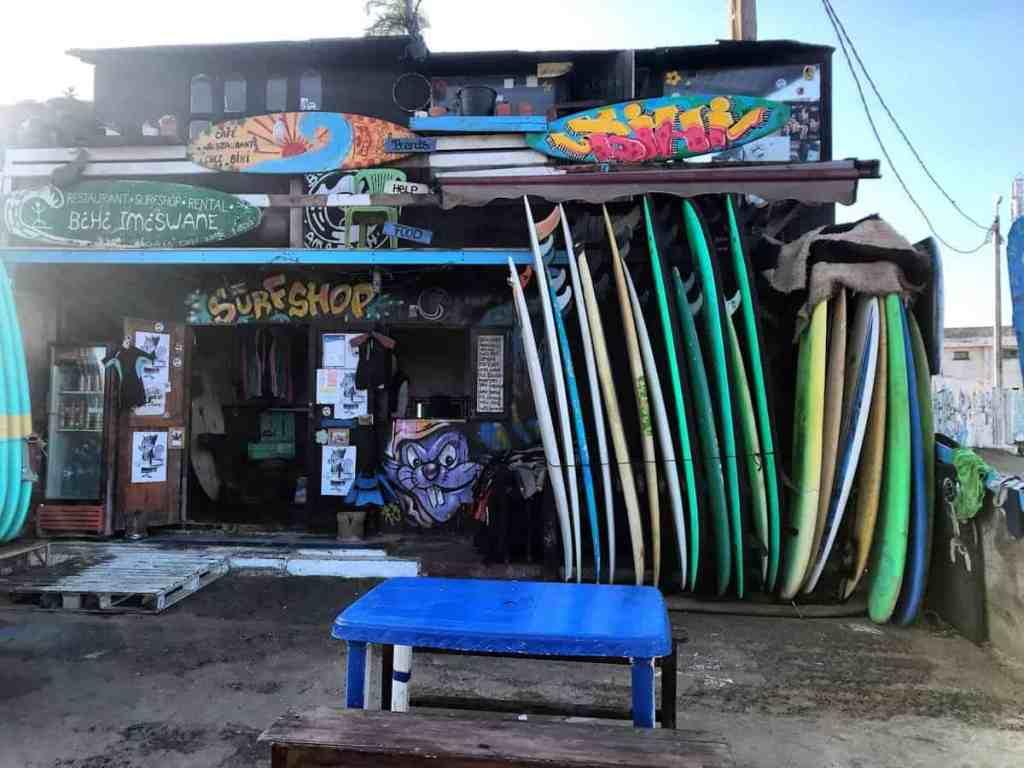 Surfboards Rental In Imsouane