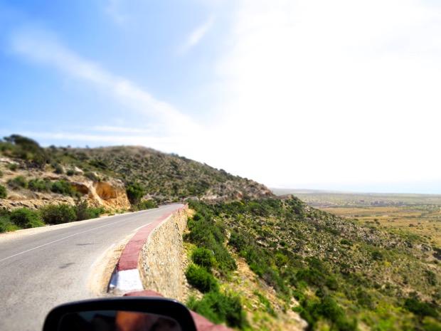 Road To Imsouane