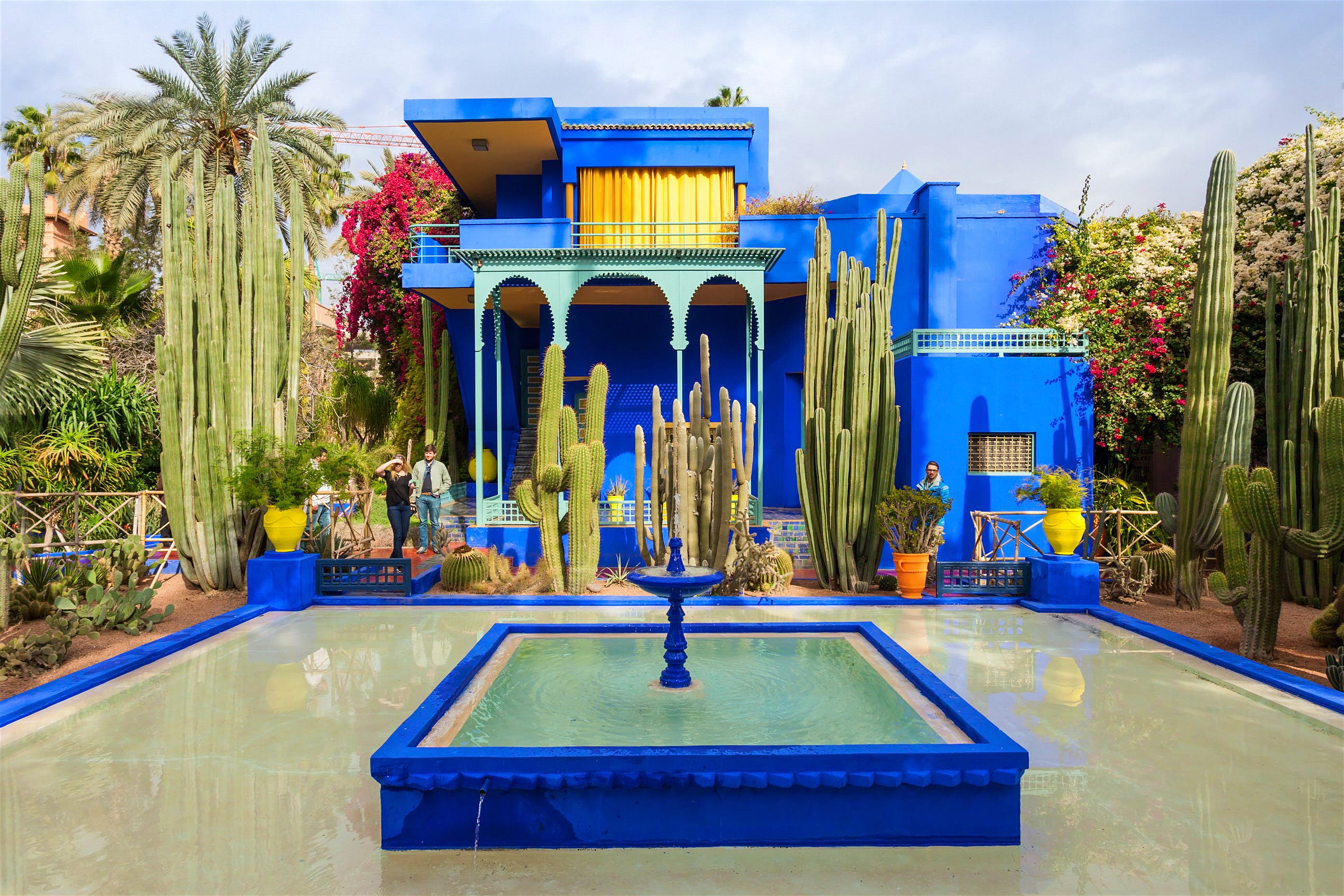 The Guide To Visit The Charming Majorelle Gardens, Marrakech