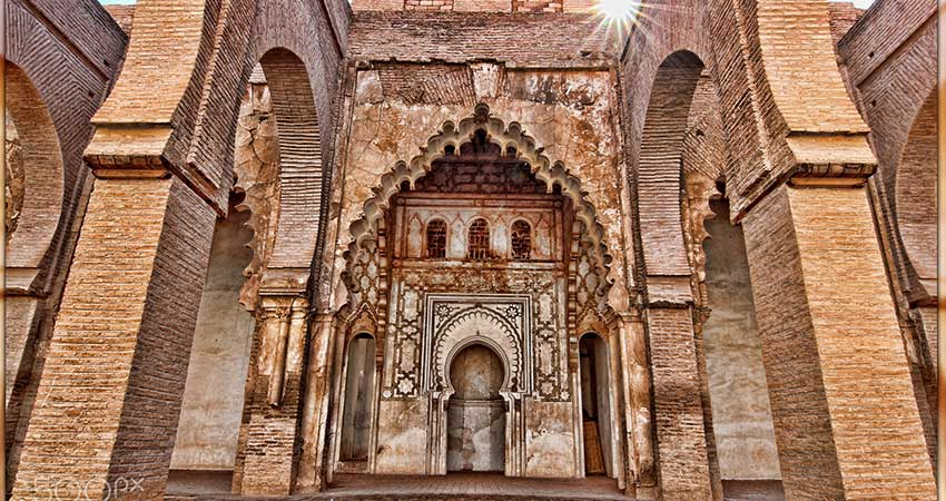 Tinmal Mosque