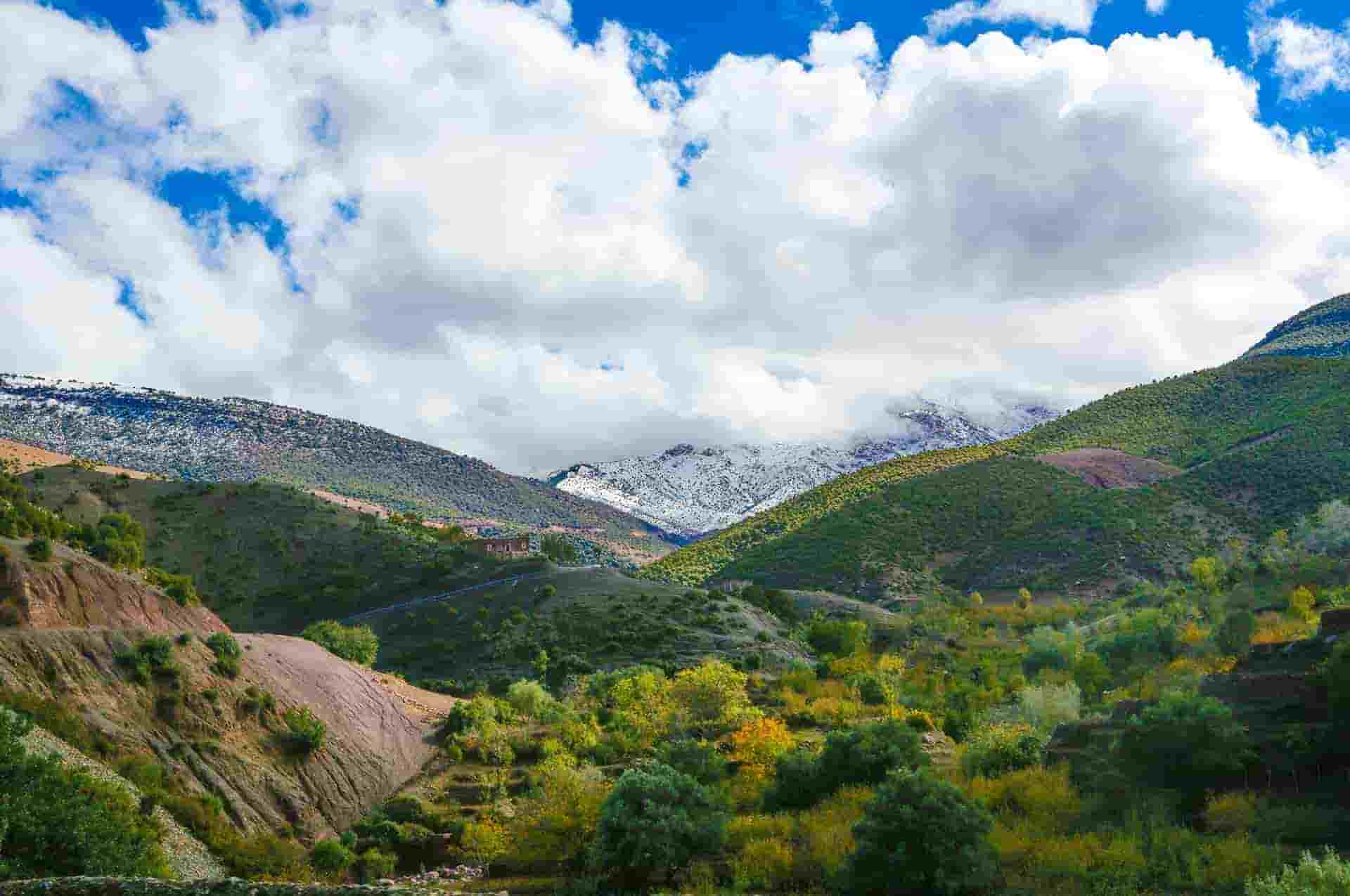 The Guide To Visit Sidi Fares Valley