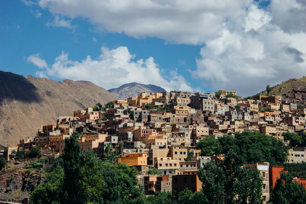 The Guide To Visit Asni Village