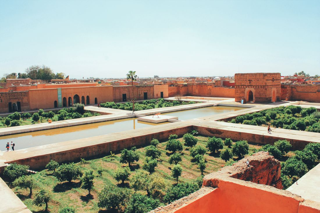 The Guide To Visit El Badi Palace (+The Exciting Story)