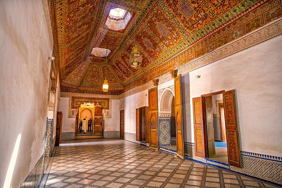 Gallery bahia palace