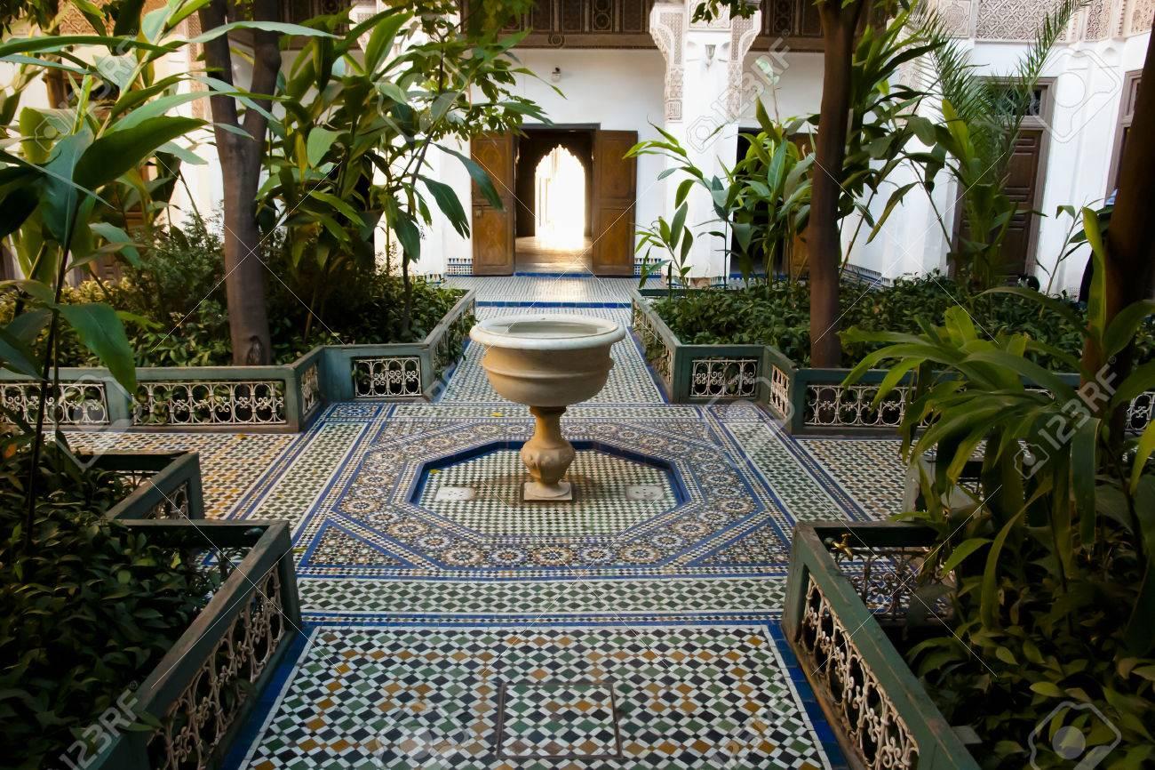 little riad bahia palace