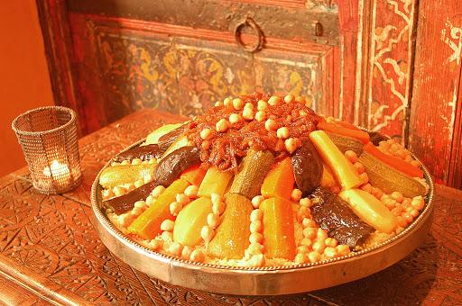 Traditional Couscous Pot