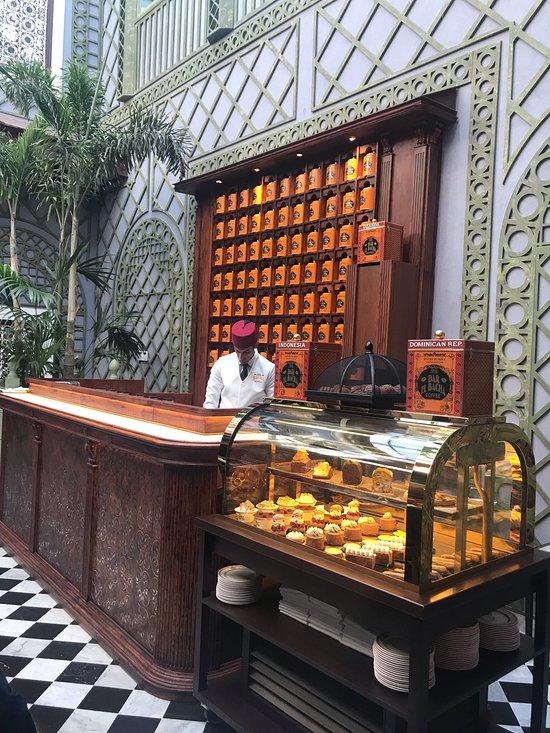 Dar El Bacha Coffee Shop