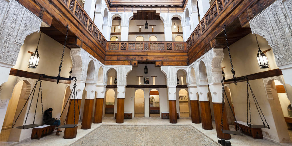 The Complete Guide To Visit Dar Si Said Museum