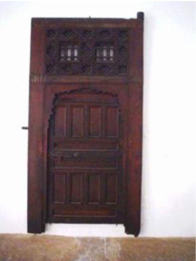 saadian door