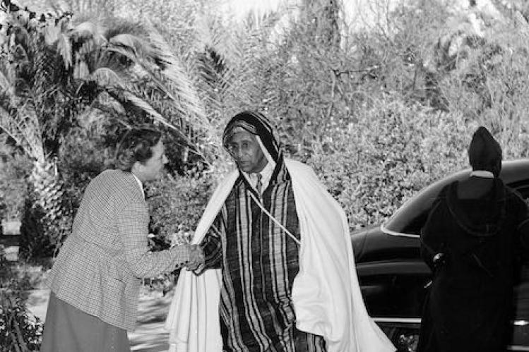 Thami El Glaoui The Powerful Pasha Of Marrakech