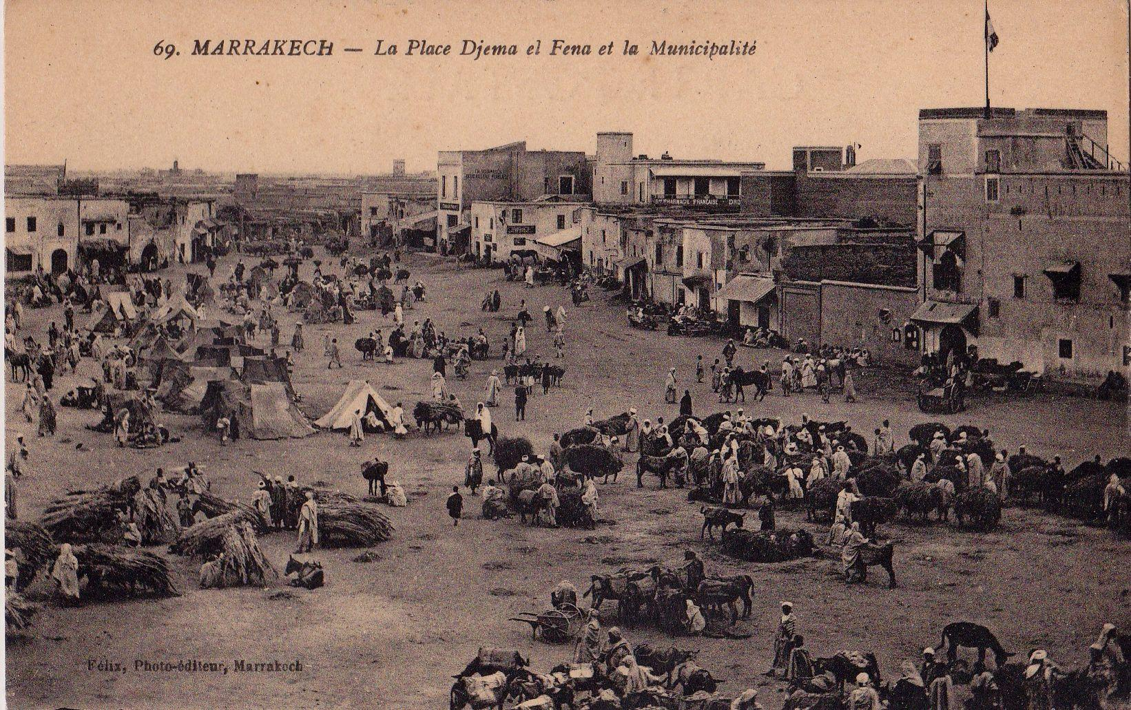 7 Amazing Historical Facts About Jemaa El Fna