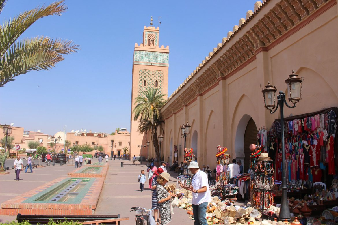 The Guide To Visit The Kasbah Mosque