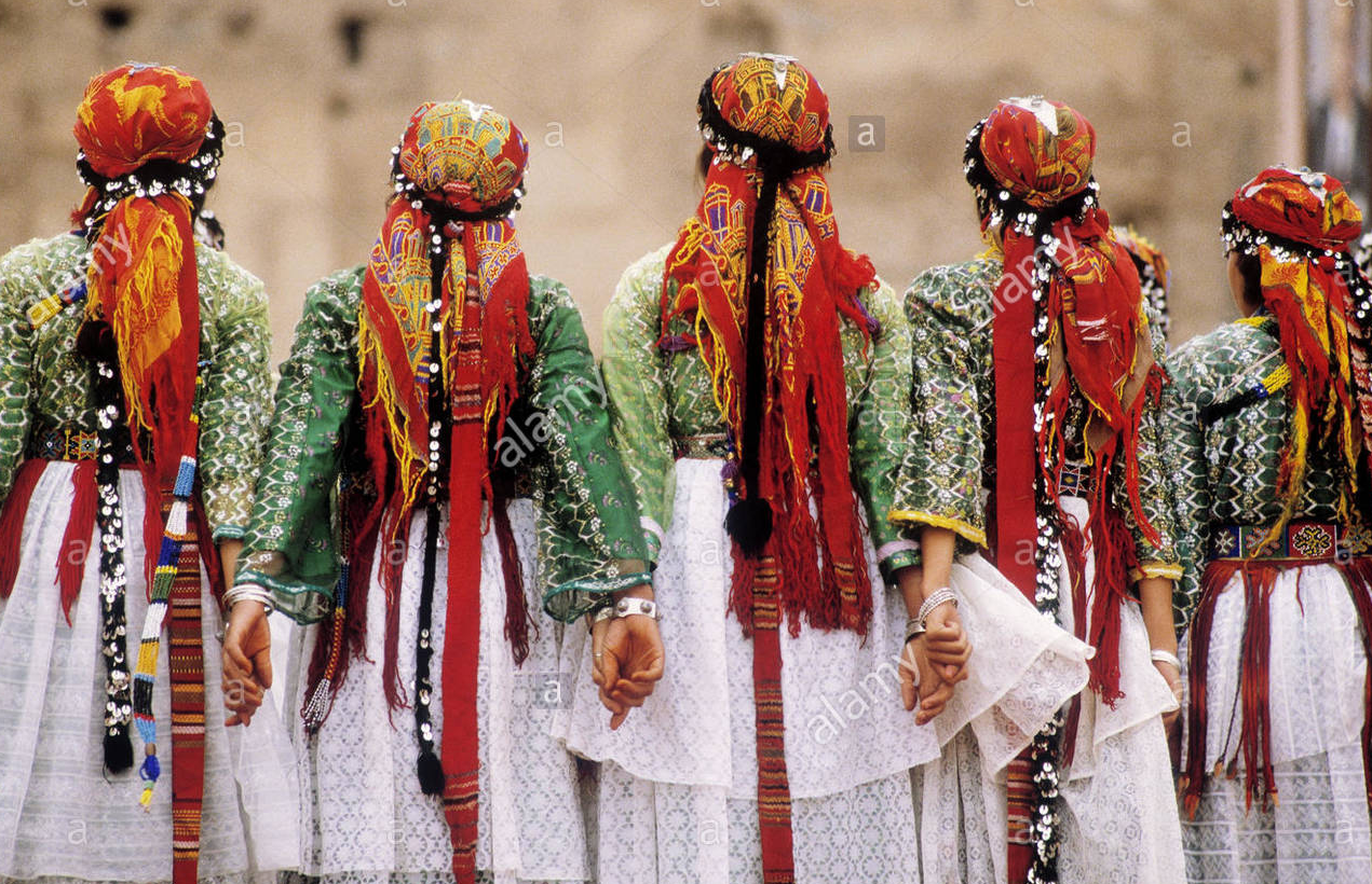 Berber Dance