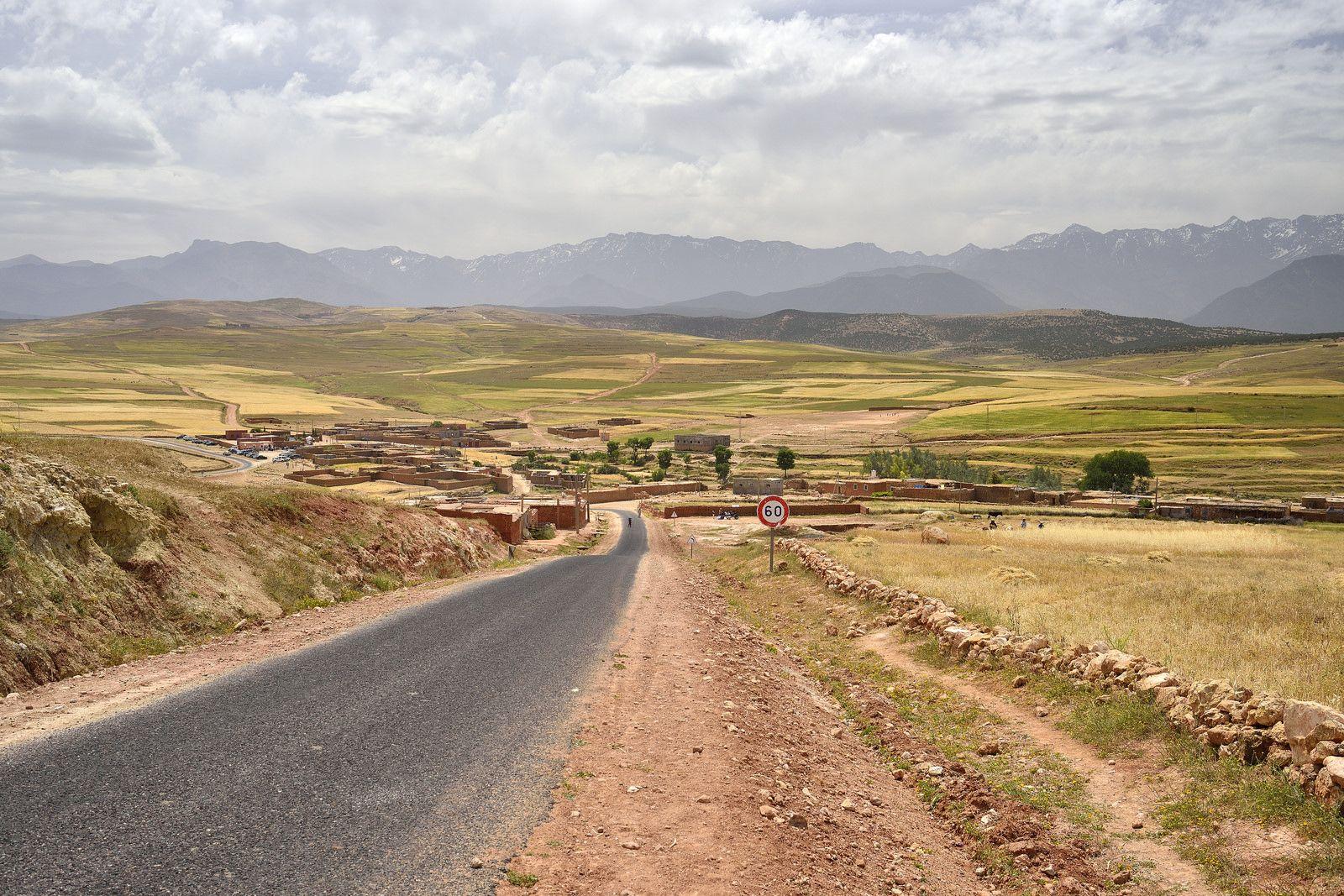 Road To Kik Plteau