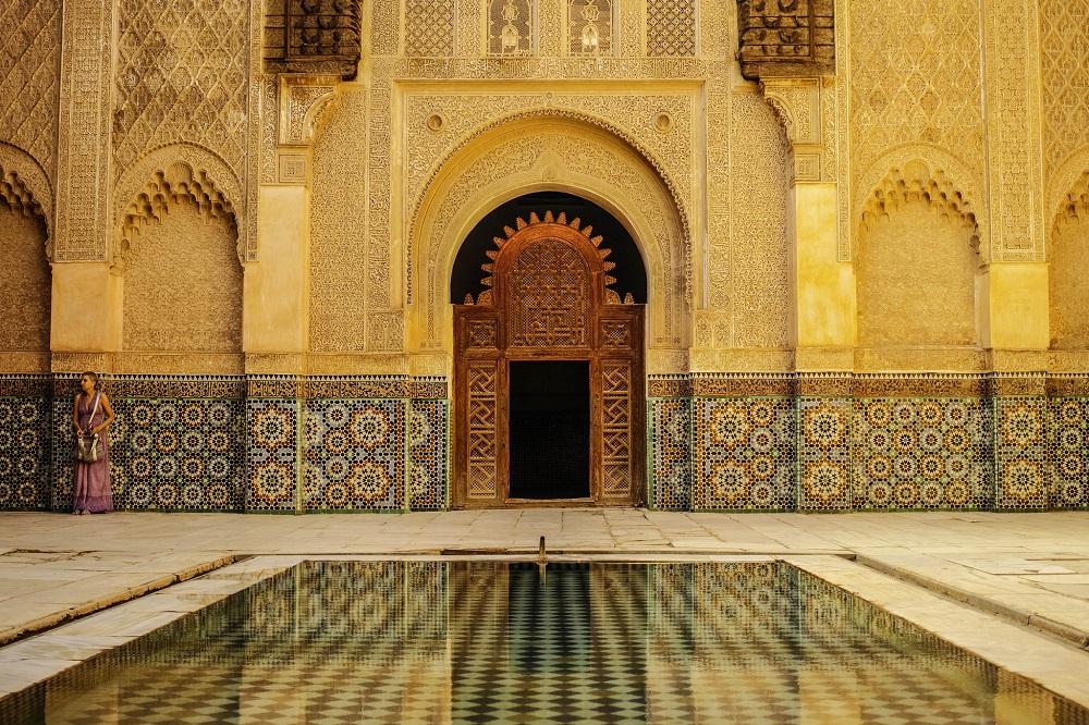 Madrasa Ben Youssef Ablution Hall