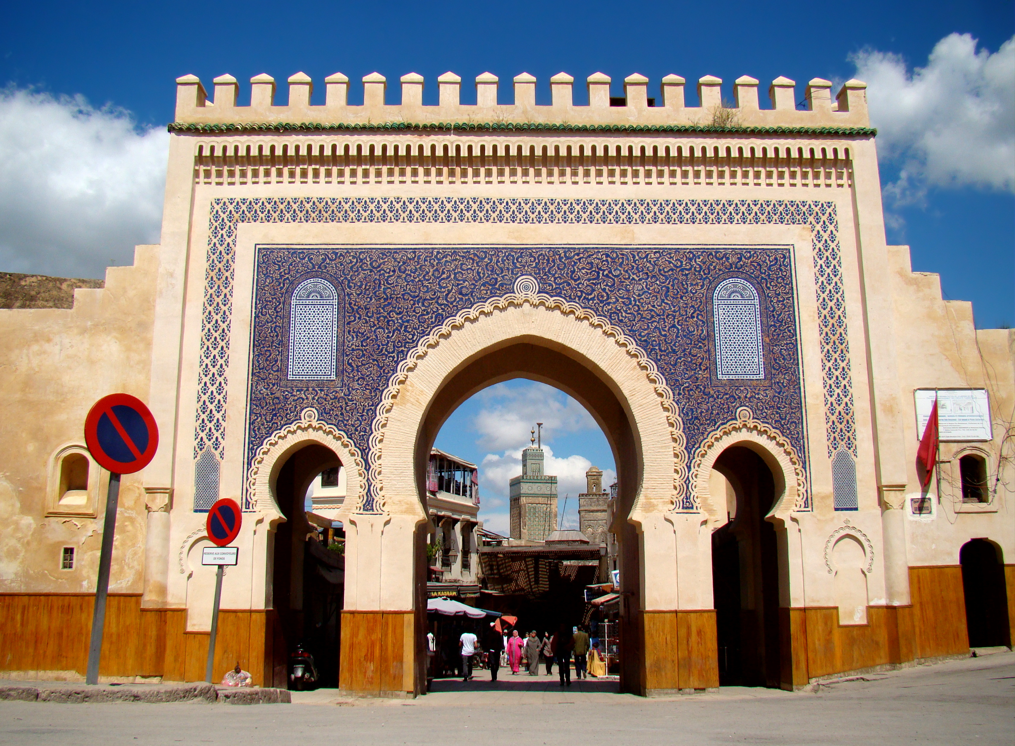 The 8 best historical gates of Marrakech, we recommend you to visit.