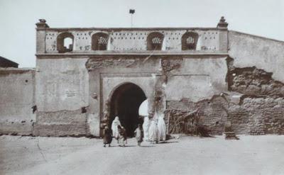 old ahmar gate