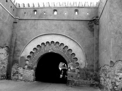 old fes gate