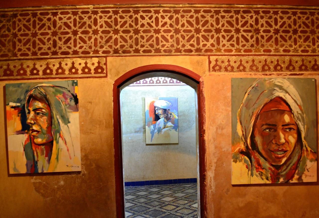 Dar El Menebhi Art Exhibition