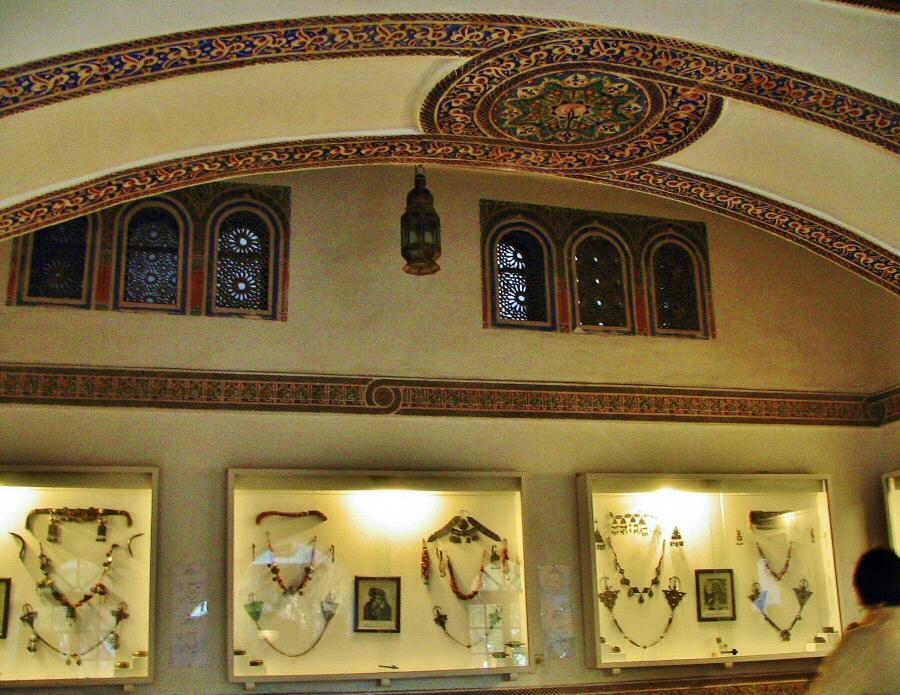 Dar El Menebhi Jewelry collection