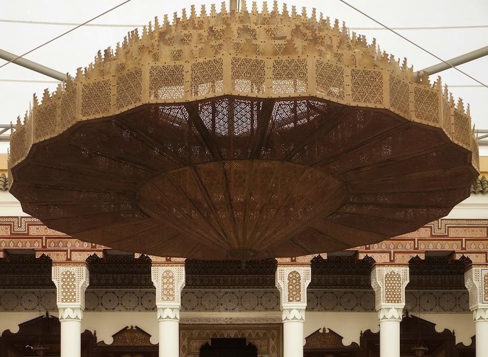 Dar El Menebhi chandelier