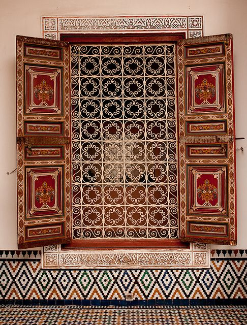 Dar El Menebhi Window