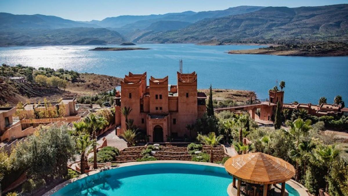 Hotel In Bin El Ouidane Lake