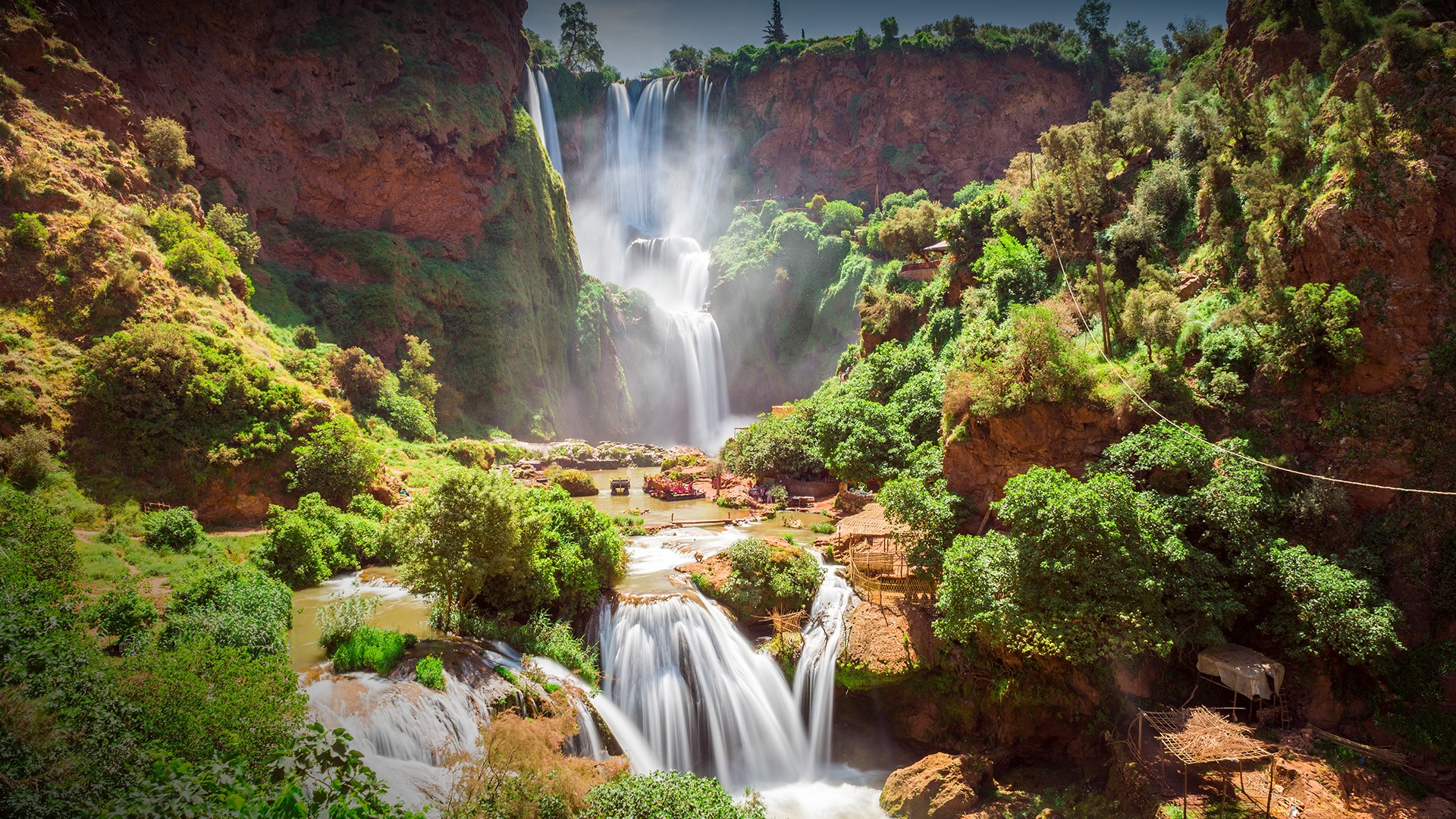 The Complete Guide To Visit Ouzoud Waterfalls and Bin El Ouidane Lake