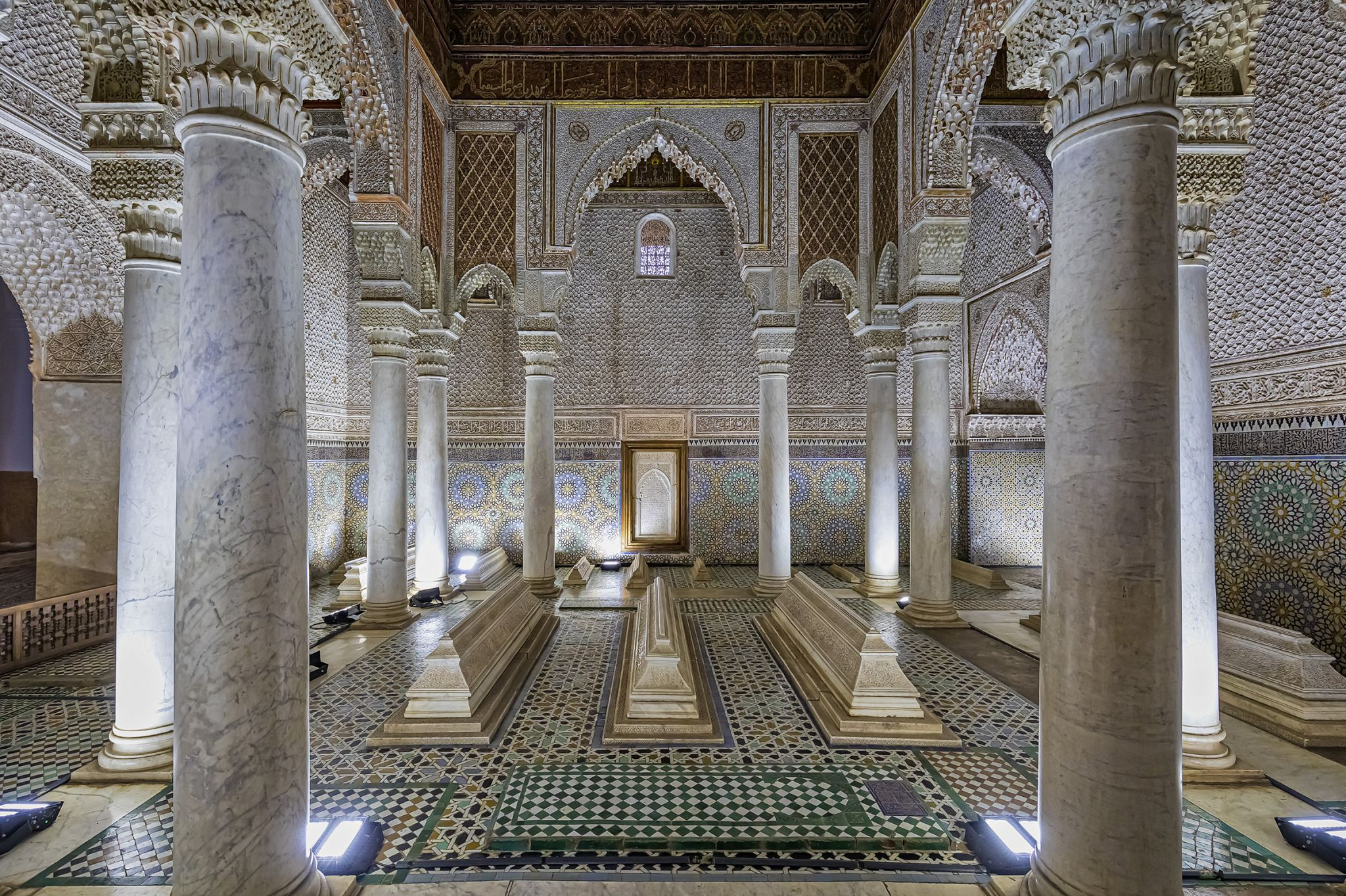 The complete Guide To Visit The Saadian Tombs