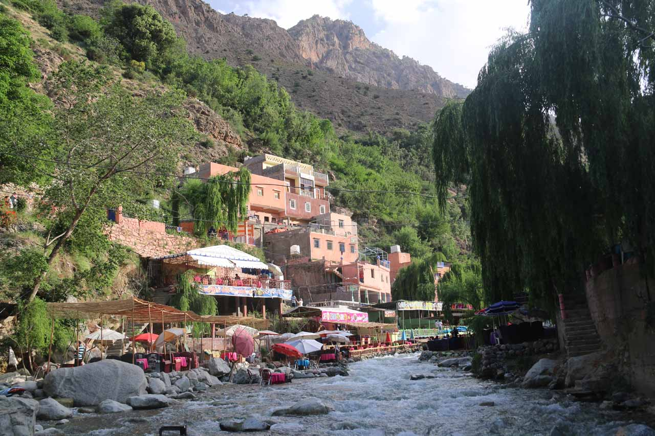 The Guide To Visit Setti Fatma And the Seven Waterfalls