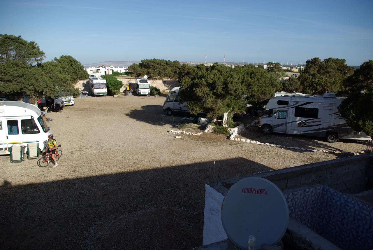 Sidi Kaouki Camp