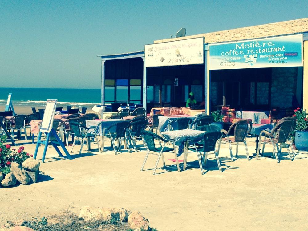 Sidi Kaouki Restaurants