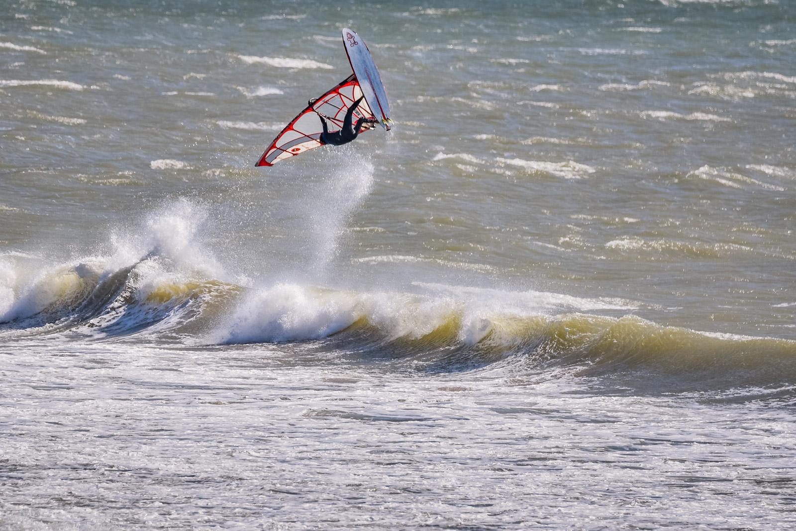 sidi kaouki windsurf