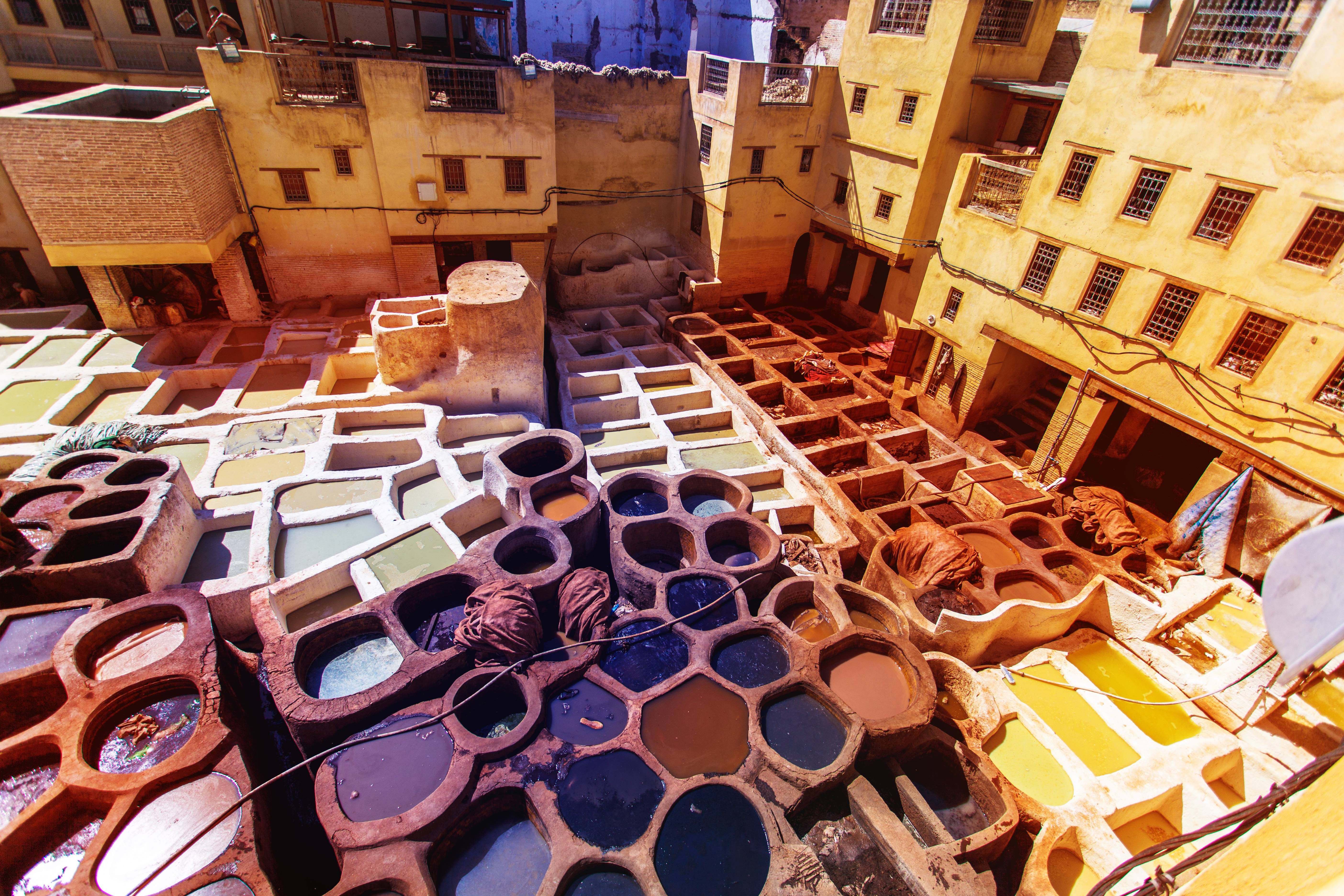 The Complete Guide To Visit Marrakech Tanneries