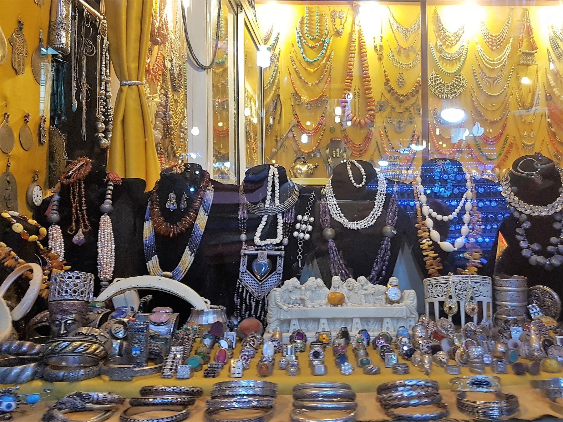 The Jewelers' Souk