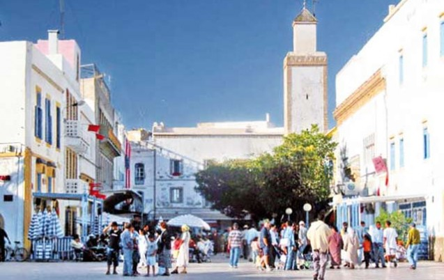 Moulay El Hassan Square