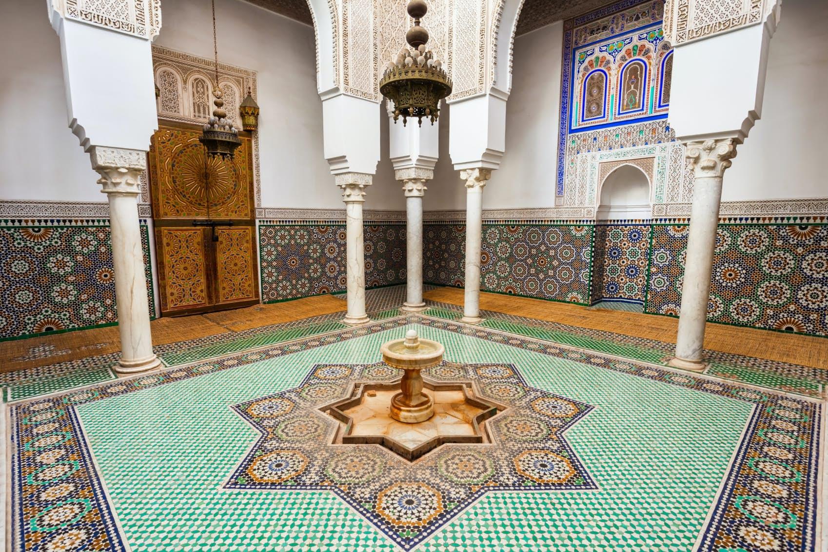 Moroccan Zellige: Exquisite Beauty And Hidden Secrets