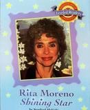 A544 Leveled Readers -- Rita Moreno Sbining Star [課外書]