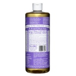 Dr. Bronner's - Magic Soaps, Hemp Lavender, Pure Castile Soap 944ml 有機薰衣草潔顏露