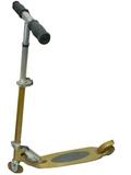 6135 - 金色滑板車一架