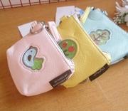 韓國 PEPPERMINT 出品 粉色皮質小包包 3款