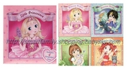小公主手挽禮盒硬板書 (一盒4本) Little Princesses - includes 4 books 2y+