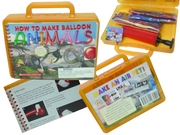 sold- 6101 - 全新 - How to make balloons animals+$25