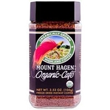 Mount Hagen, Organic-Cafe, Freeze Dried Instant Coffee 100 g(USDA Organic) 有機認証即溶咖啡