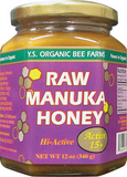 Y.S. Organic Bee Farm Raw Manuka Honey 15+ 12oz (340g) 原始麥盧卡蜂蜜 15+