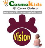 孩子的視覺發展