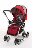 言B小店 - 2010款COMBI嬰兒手推車A型SK-3R(適合0-36個月), 包送貨(紅)